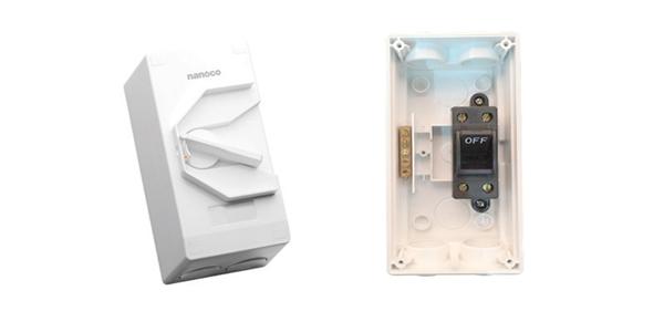 isolator Nanoco