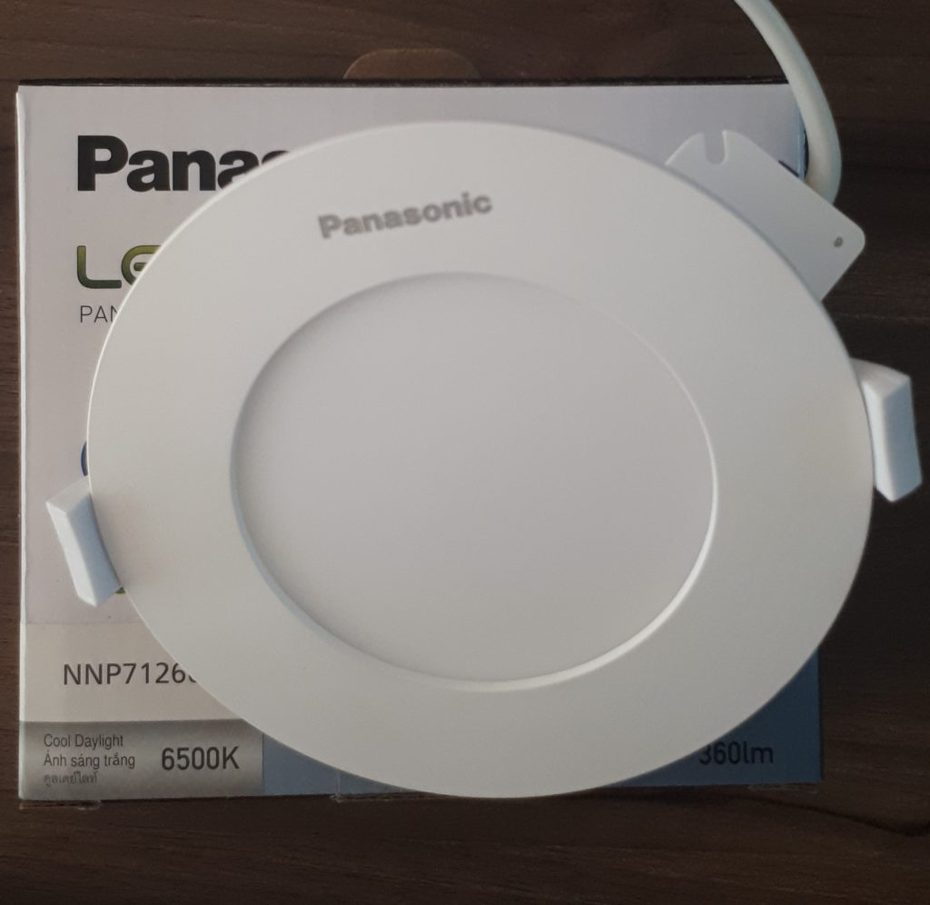 den led am tran Panasonic