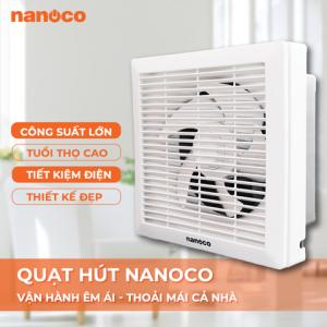 quạt hut am tran NCV2020 nanoco